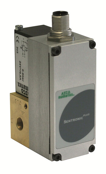 Sentronic PLUS Proportional Valve 614 ASCO