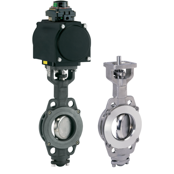 Series HiLok Butterfly Valves