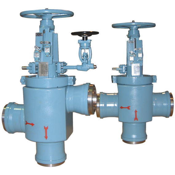 Model AVS 4/5 HP Preheater Protection Valves