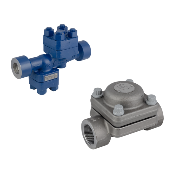 Process Thermodynamic Steam Traps
