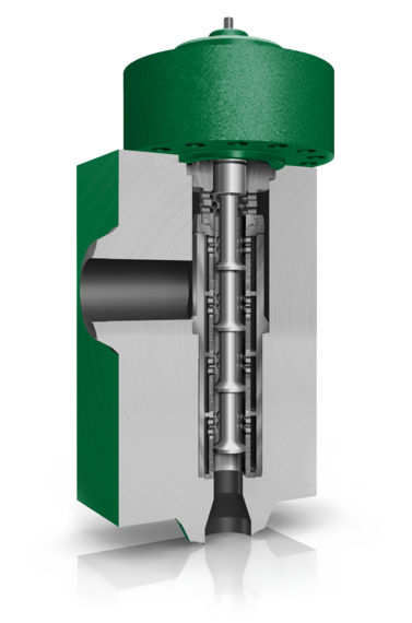 Fisher™ CAV4 Valve
