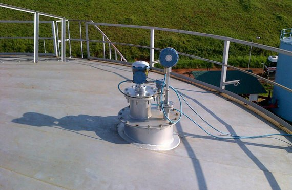 Tank gauging systems are critical to the successful operation of a storage terminal.
