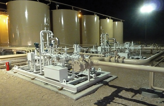 Custody transfer, also known as metering, is a critical component to midstream oil and gas processes.