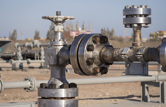 Automated Emergency Shutdown and Choke valves are critical for safely limiting or shutting down prolific wells, providing flow management for severe service such as high erosion and high-pressure conditions.