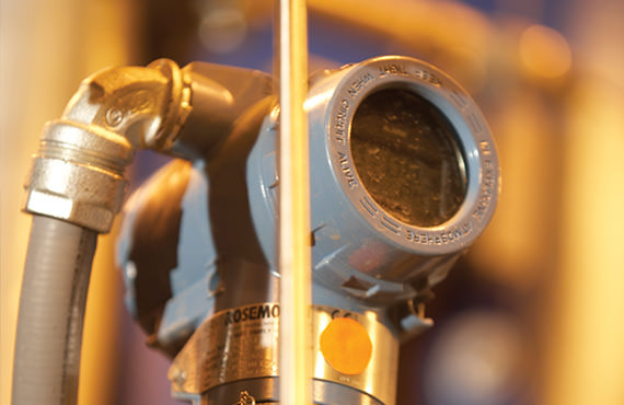 The many processes involved to efficiently generate steam will require pressure monitoring and control of a wide range of pressure applications from very low pressures.