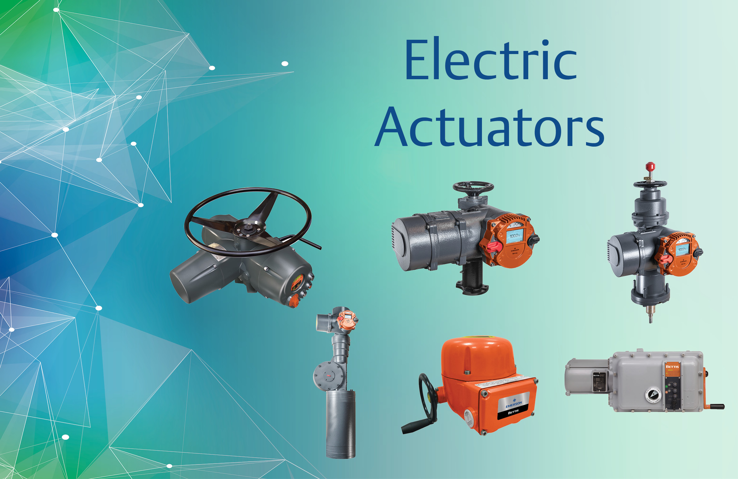 Eliminate Emissions While Increasing Safety and Reliability with Electric Actuators