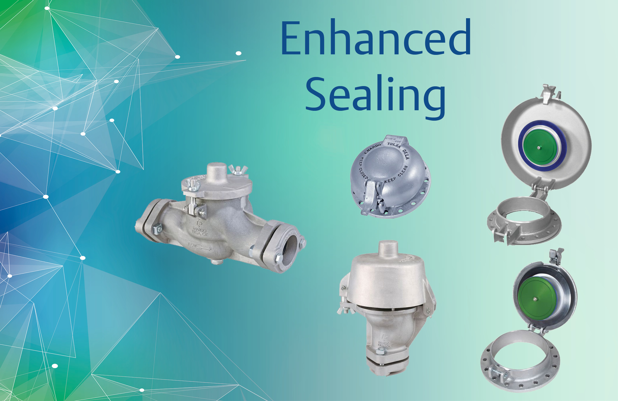 Reduce Avoidable Emissions in Tank Protection Systems with Enhanced Sealing