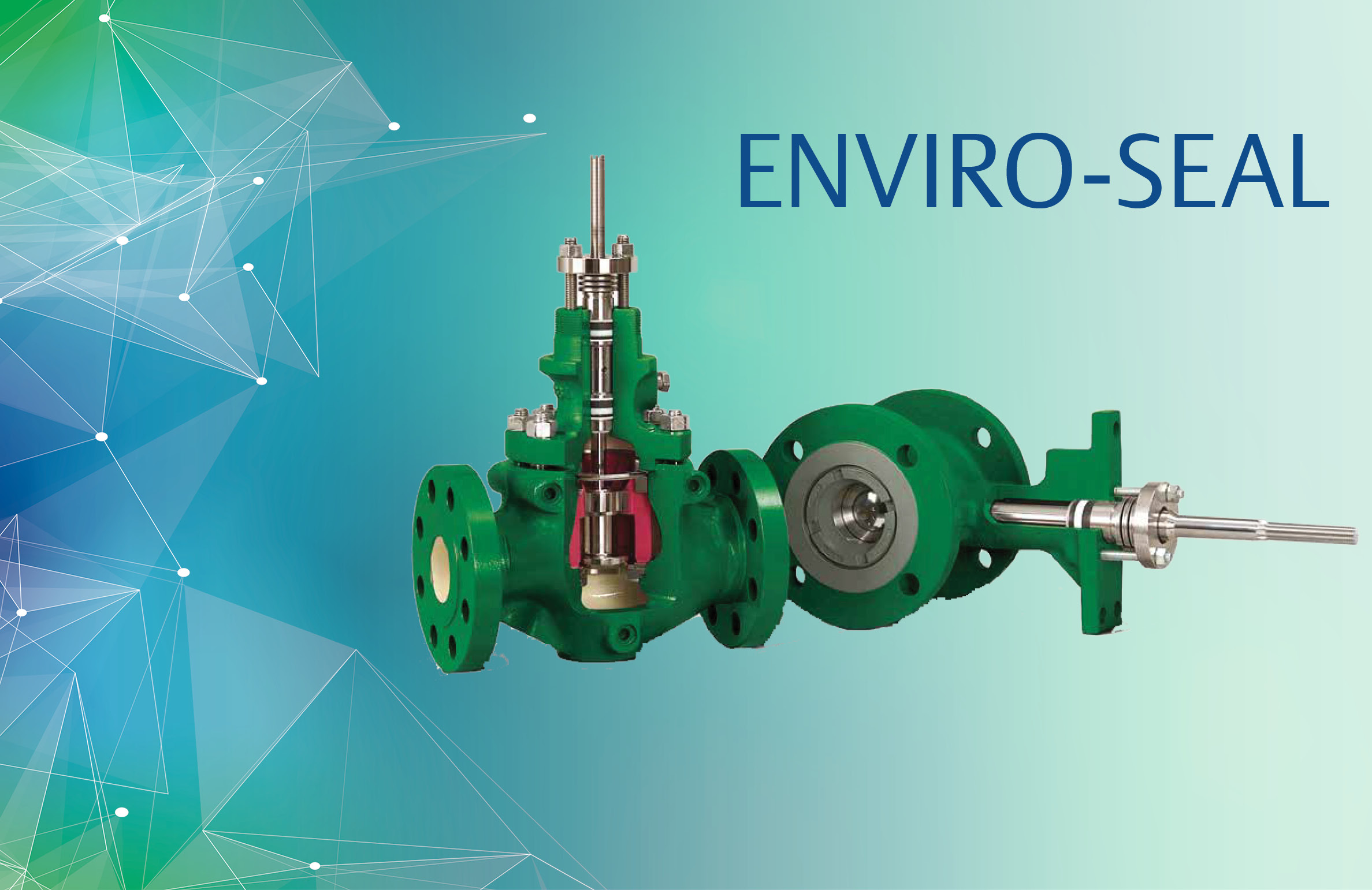 Achieve Low Emissions Leakage with ENVIRO-SEAL
