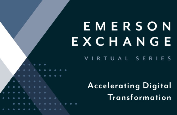 Emerson Exchange Virtual Series Registration