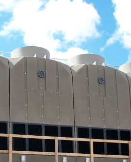 Cooling Tower Solutions from Delta Cooling Tower